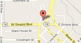 Smokin J's BBQ 121 East Simplot Boulevard, Caldwell, ID 83605