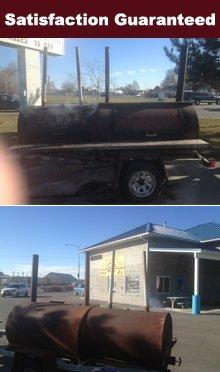 Grill - Caldwell, ID - Smokin J's BBQ