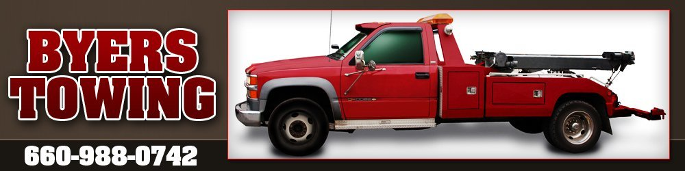 Towing Kirksville, MO - Byers Towing 660-988-0742