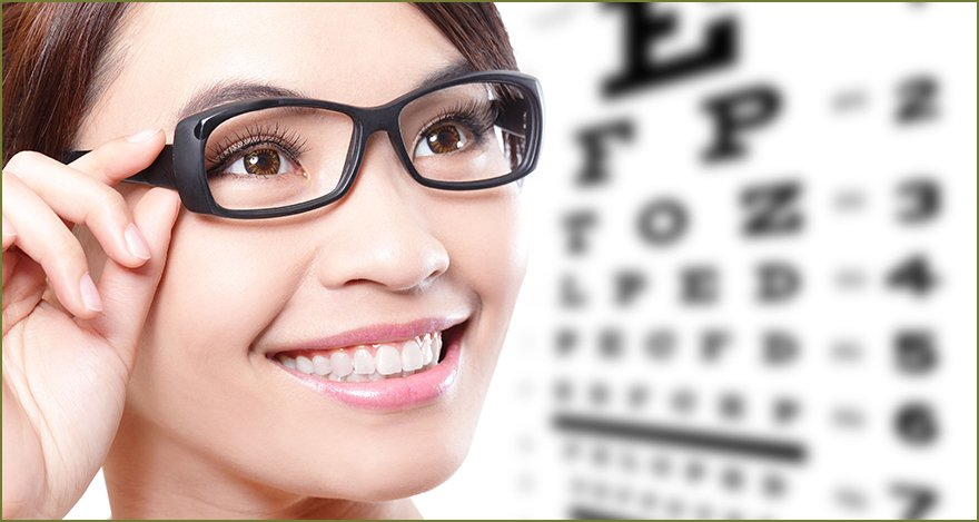Eye care service
