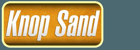 Masonry Sand | Ellinwood, KS | Knop Sand | 620-564-3166