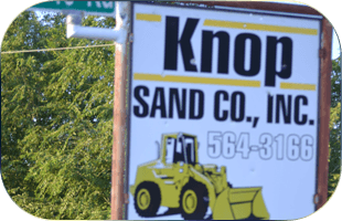 Sand | Ellinwood, KS | Knop Sand | 620-564-3166