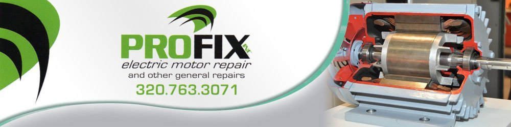 Electric Motors - Alexandria, MN - ProFix Electric Motor Repair