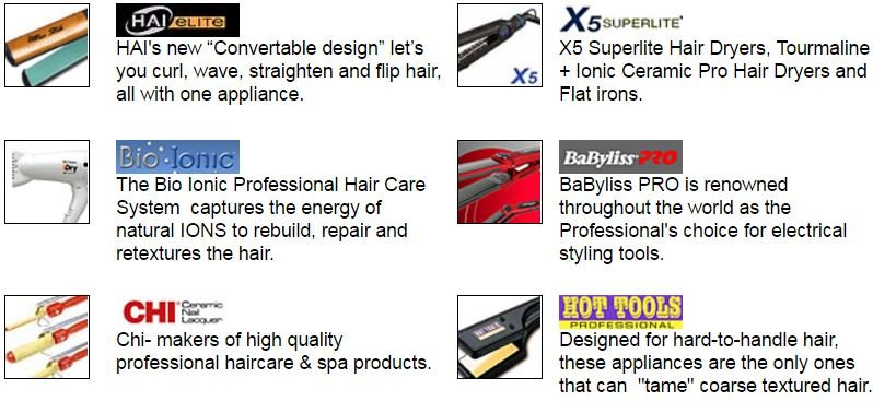 Pro Styling Brands