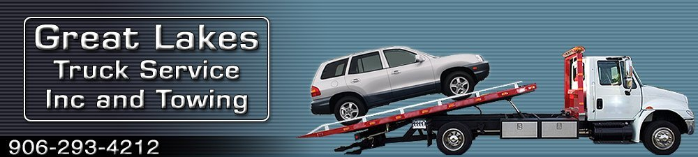 Towing Service - Newberry, MI - Great Lakes Truck Service Inc and Towing