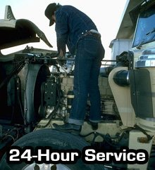 Truck Service - Newberry, MI - Great Lakes Truck Service Inc and Towing