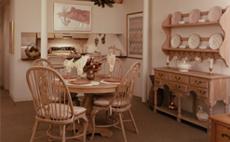 Holland Thread Mill dining room
