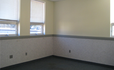 corner shot of Commercial Office Space