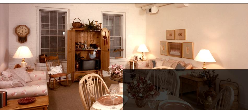 Holland Thread Mill livingroom