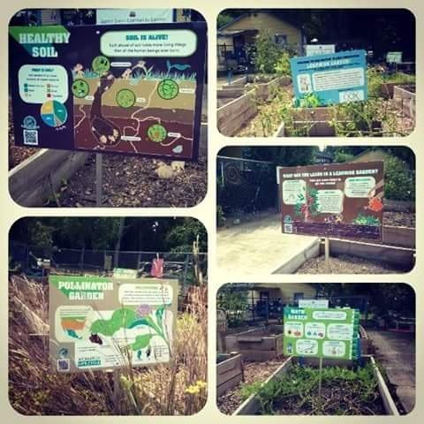 Jazmin Green Community Garden   Forest Park, GA   Little Ones Learning Center   404-361-8886