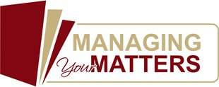 Managing Your Matters - Logo