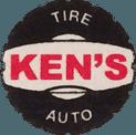 Ken's Tire & Auto-Logo