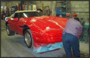 Auto Collision Repairs   Pittsburgh, PA   Trunzo's Collision Shop Antique Cars Bought & Sold   412-734-0717