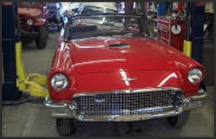 Auto Collision Repairs | Pittsburgh, PA | Trunzo's Collision Shop Antique Cars Bought & Sold | 412-734-0717
