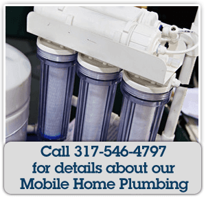 plumbing supply - Indianapolis, IN - Lawrence Plumbing - Call 317-546-4797 for details about our Mobile Home Plumbing