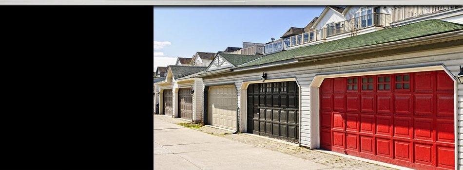 Garage doors built to last