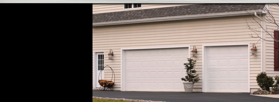 Fine looking garage doors