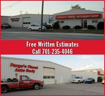 Auto Body Shop - Fargo, ND - Fargo's Finest Auto Body