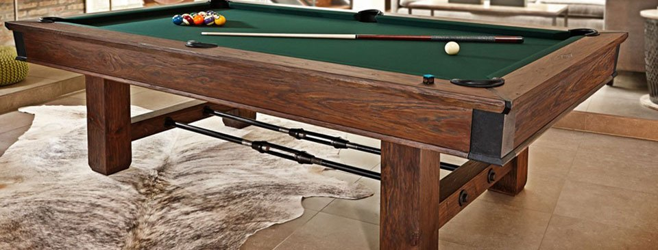 Pool Table Installation Table Disassembling Asheville NC - Brunswick pool table disassembly