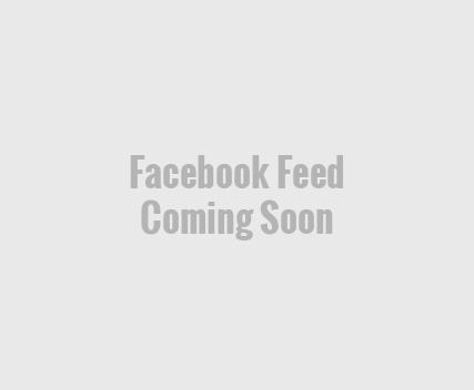 Facebook feed coming soon