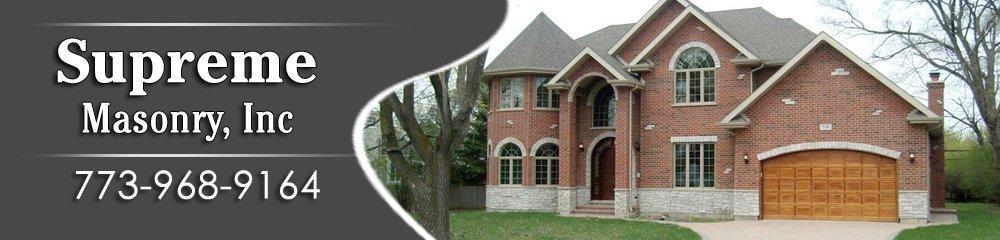 Masonry  - Chicago, IL - Supreme Masonry, Inc