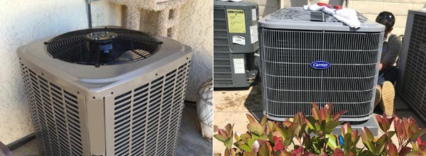 Cooling system services