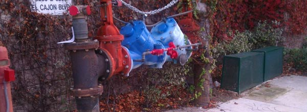 Backflow repair