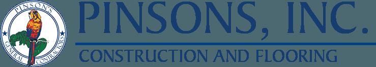 Pinson's Inc. - Logo