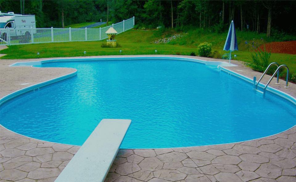 Treat 39 s pools spas pool sales uncasville ct for Elaborate swimming pools