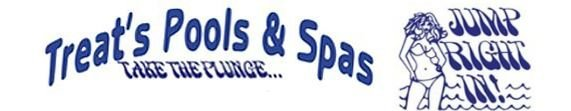 Treat's Pools & Spas - logo