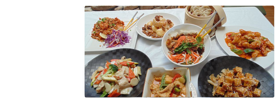 Dinners | Parker, CO | August Moon Asian Grill & Bar | 303-841-4598
