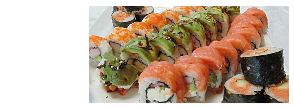 Sushi | Parker, CO | August Moon Asian Grill & Bar | 303-841-4598