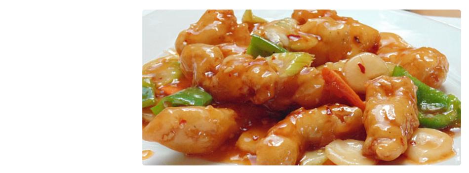 Orange Chicken | Parker, CO | August Moon Asian Grill & Bar | 303-841-4598