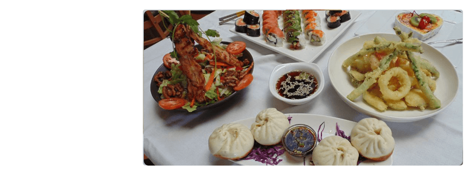 Appetizers | Parker, CO | August Moon Asian Grill & Bar | 303-841-4598
