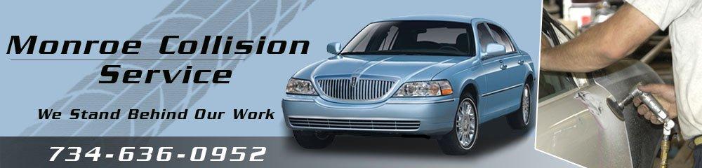Auto Collision Repair - Monroe, MI - Monroe Collision Service