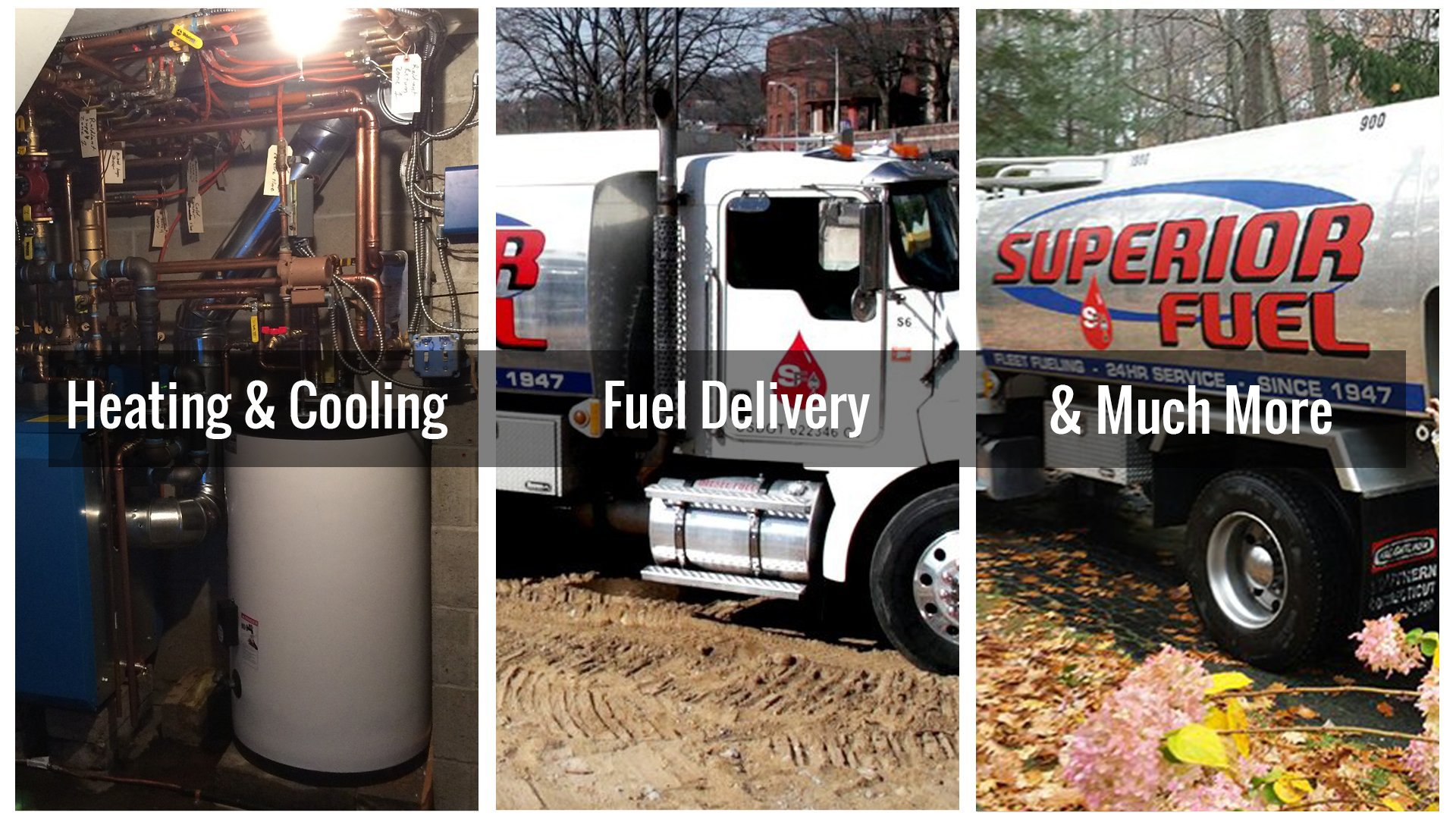 Superior Fuel's Quality Services