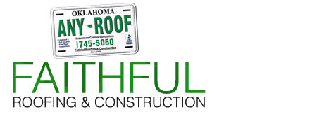 Roofing Installation | Mustang, OK | Faithful Roofing & Construction | 405-745-5050