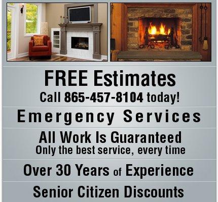 Chimney Doctor - Chimney Contractor - Clinton, TN