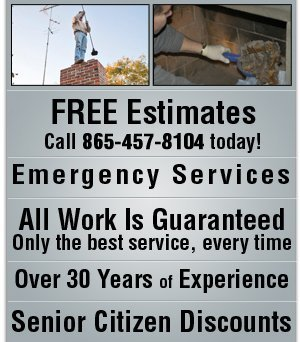 Chimney Cleaning and Inspections - Clinton, TN - Chimney Doctor