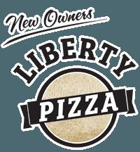 LIBERTY PIZZA Logo