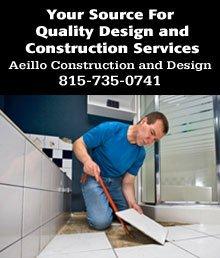 Flooring - Joliet, IL - Aeillo Construction and Design
