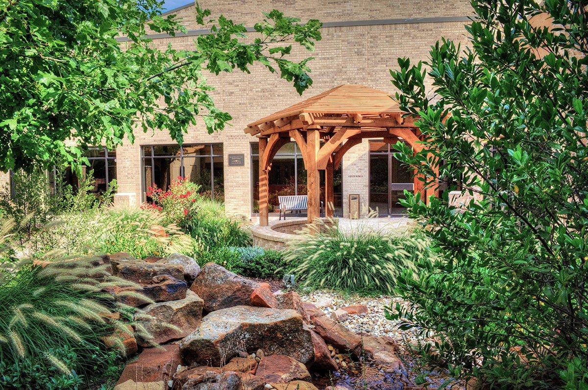 Nash Associates Landscape Architects Design Lubbock Tx