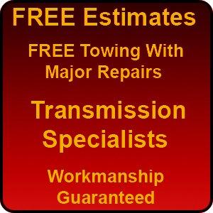 Transmission Repair  - Iowa City, IA - Precision Transmission