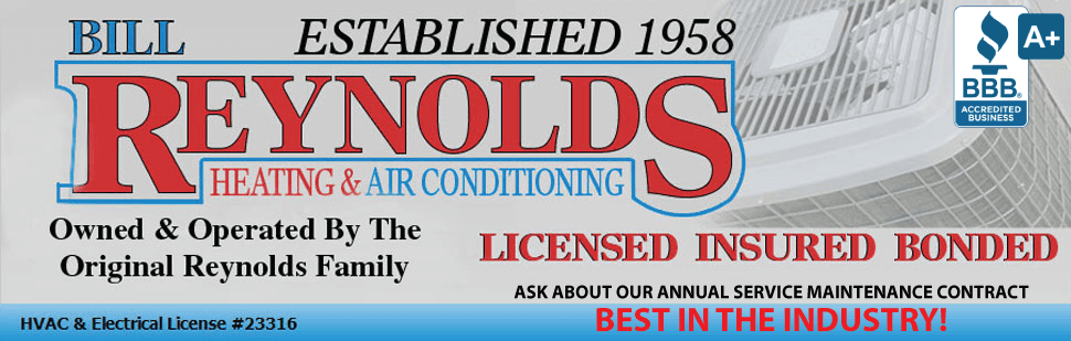 Bill Reynolds Heating & Air Conditioning - Eastlake, OH - HVAC Service and Installation