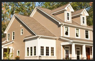 Sealed home roofing