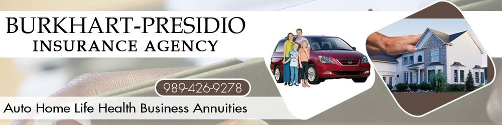 Insurance - Gladwin, MI - Burkhart-Presidio Insurance Agency