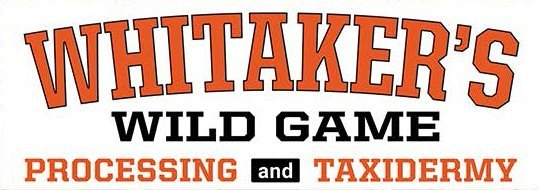 Whitaker's Wild Game Processing and Taxidermy logo