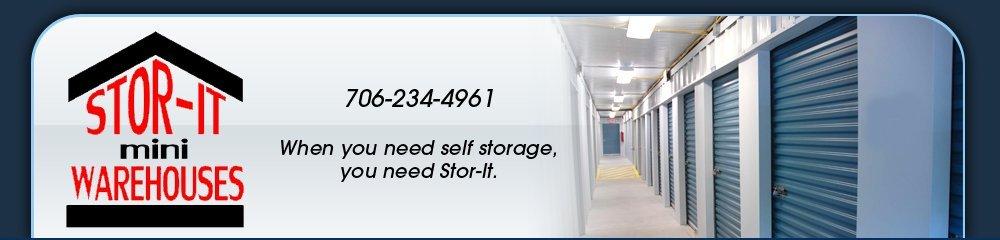 Delightful Mini Storage   Self Storage Rome, GA   Stor It Mini Warehouses