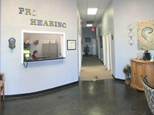Pro Hearing service desk