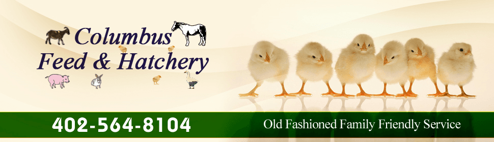 Livestock Feed - Columbus, NE - Columbus Feed & Hatchery